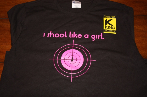 Ladies' T-Shirts Now Available!